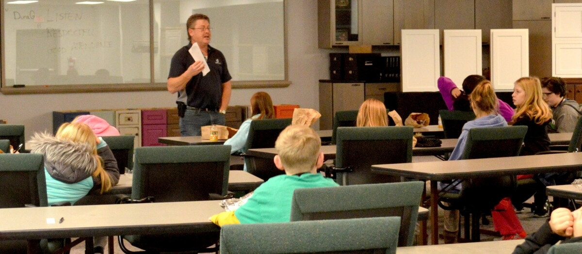 Dura Supreme Cabinetry Employee Program - Kids Switch Day Event