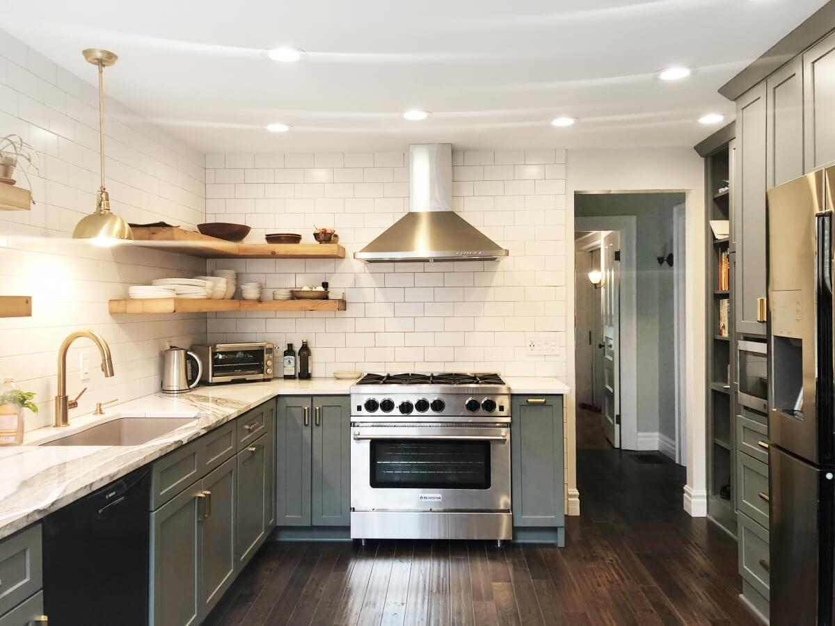 Kitchen Design by Jon Tober of Artisan Kitchens & Baths featuring Dura Supreme Cabinetry.