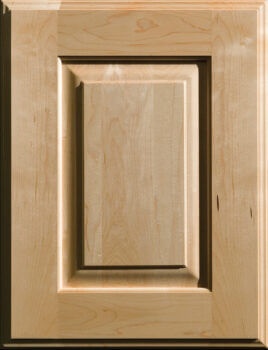 Maple Cabinets from Dura Supreme Cabinetry. Kitchen cabinet wood material options.