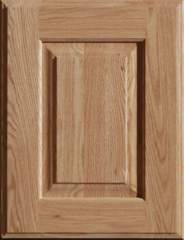 Red Oak Cabinets from Dura Supreme Cabinetry. Kitchen cabinet wood material options.